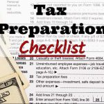 Buehrer & Associates, CPAs's 2017 Tax Preparation Checklist