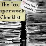 Fred Buehrer's Tax Paperwork Checklist