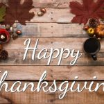 Happy Thanksgiving 2019 from Buehrer & Associates, CPAs to your family