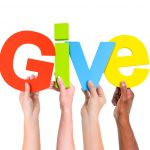 How Year-End Giving Changes You by Fred Buehrer